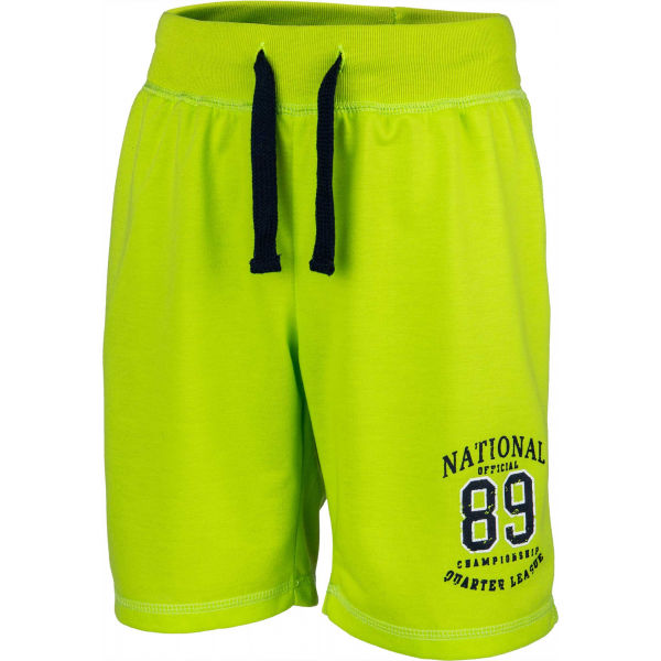 Lewro THIAN zelená 128-134 - Chlapecké šortky