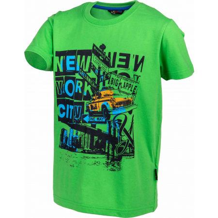 Chlapčenské tričko - Lewro RIGBY - 2