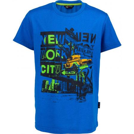 Chlapčenské tričko - Lewro RIGBY - 1