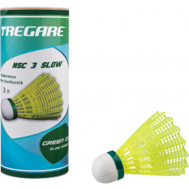 Tregare NSC 3 SLOW YELLOW - Fluturași badminton