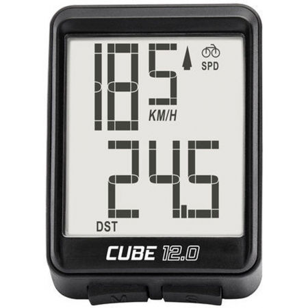 tachometer - One CUBE 12.0 - 3