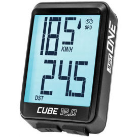 One CUBE 12.0 ATS - Licznik rowerowy bezprzewodowy