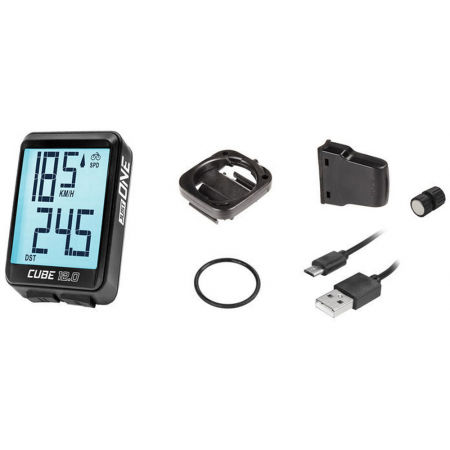 Bezdrôtový tachometer - One CUBE 12.0 ATS - 2