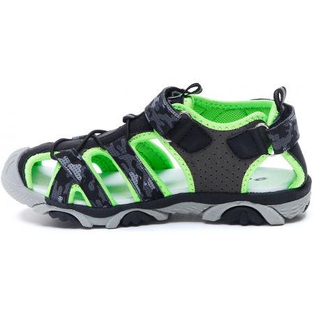 Chlapčenské sandále - Lotto SUMATRA IV CL - 3