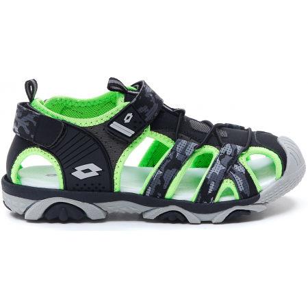 Chlapčenské sandále - Lotto SUMATRA IV CL - 2