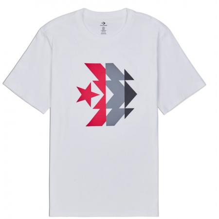 Men's T-Shirt - Converse KALEIDOSCOPE STAR CHEVRON SS TEE