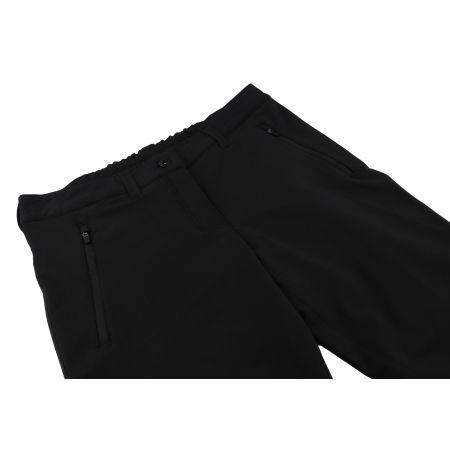Дамски панталони със софтшел материя - Hannah MAURE - 3