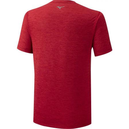 Tricou de alergare bărbați - Mizuno IMPULSE CORE TEE - 2