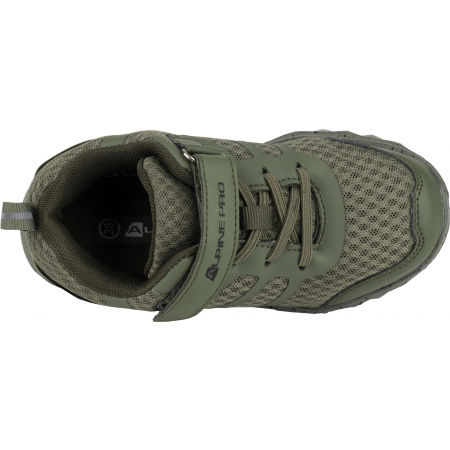 Kids' walking shoes - ALPINE PRO CAPTHE - 5