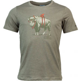 Columbia M PINEY FALLS GRAPHIC TEE