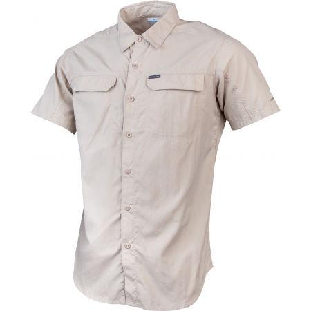 Pánska košeľa - Columbia SILVER RIDGE 2.0 SHORT SLEEVE SHIRT - 2