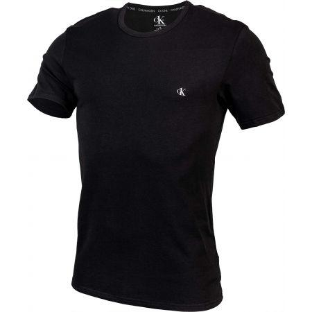 Set tricouri bărbați - Calvin Klein S/S CREW NECK 2PK - 3