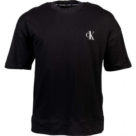 Мъжка тениска - Calvin Klein S/S CREW NECK - 1
