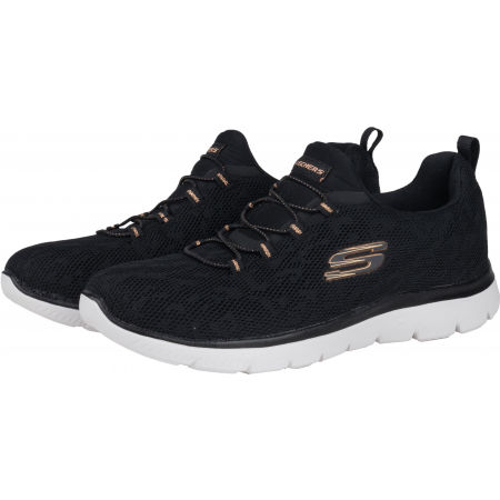 Women's trainers - Skechers SUMMITS LEOPARD SPOT - 2