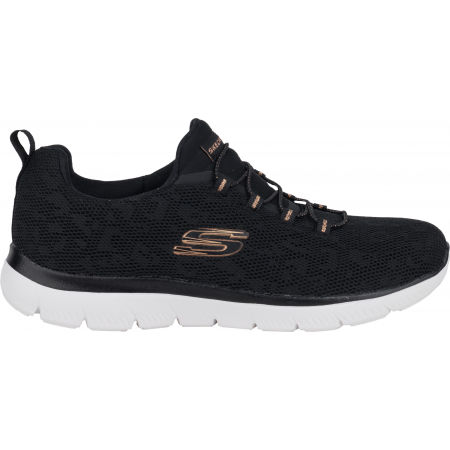 Women's trainers - Skechers SUMMITS LEOPARD SPOT - 3