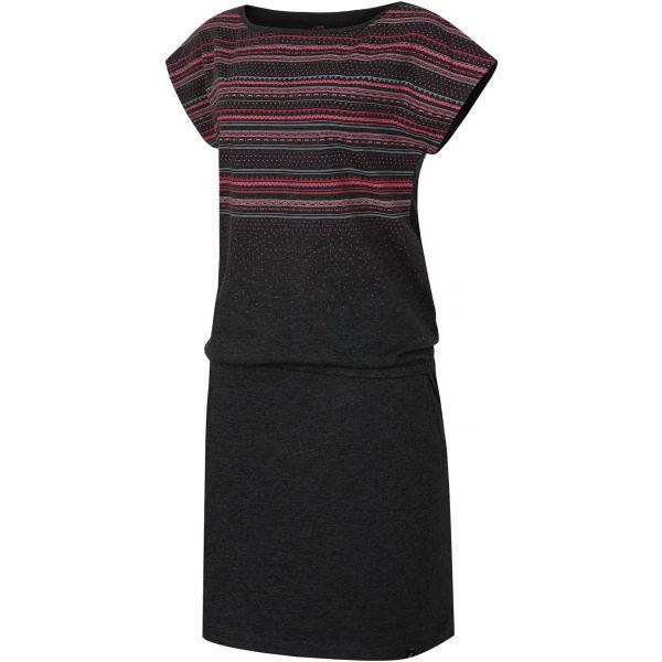 Hannah ODETTE čierna 38 - Dámske šaty