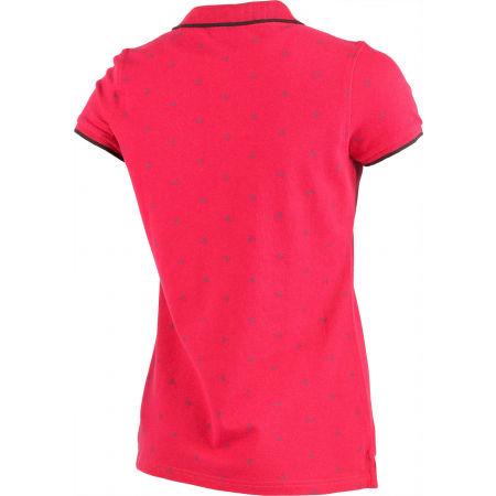 Dámske tričko s golierom - Willard MELA - 3