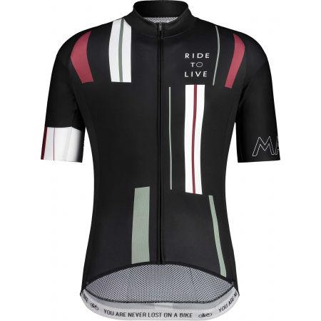 Maloja SCHIMUNM 1/2 - Tricou de ciclism bărbați