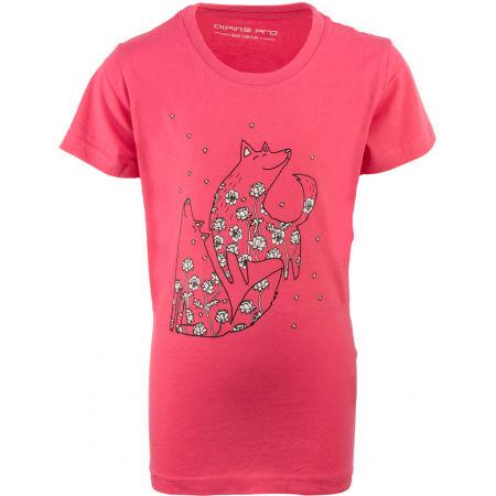Детска тениска - ALPINE PRO SADLERO - 1