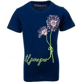 ALPINE PRO TABORO - Detské tričko