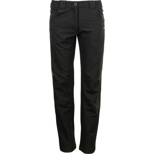 ALPINE PRO KADIJA - Dámske softshellové nohavice