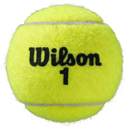 Tenisový míč - Wilson ROLAND GARROS OFFICIAL 4 BALL - 3