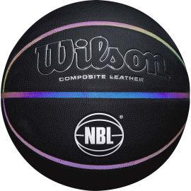 Wilson LUMINOUS IRIDESCENT - Basketbalová lopta