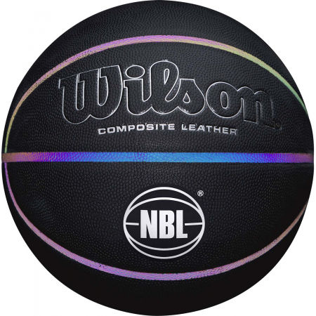 Wilson LUMINOUS IRIDESCENT - Basketbalový míč