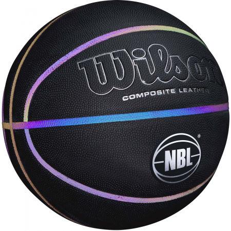 Basketbalový míč - Wilson LUMINOUS IRIDESCENT - 2