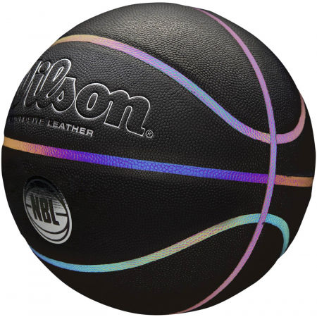 Basketbalový míč - Wilson LUMINOUS IRIDESCENT - 3