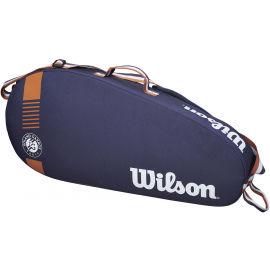 Wilson ROLAND GARROS TEAM 3 PACK - Tennis bag