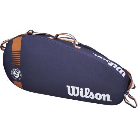 Wilson ROLAND GARROS TEAM 3 PACK - Tennistasche