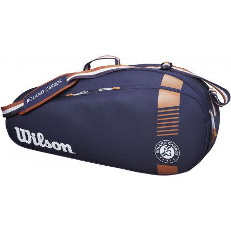 Tenisový bag - Wilson ROLAND GARROS TEAM 3 PACK - 2
