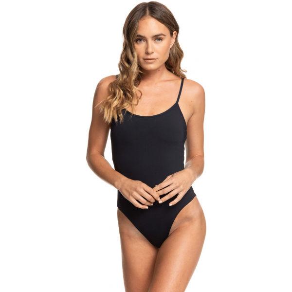 Roxy SD BEACH CLASSICS FA ONE PIECE čierna S - Dámske jednodielne plavky