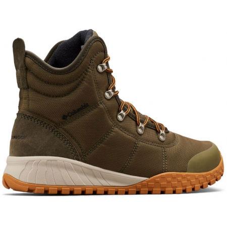 Pánska zimná obuv - Columbia FAIRBANKS OMNI-HEAT - 9