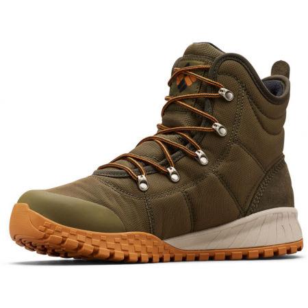 Pánska zimná obuv - Columbia FAIRBANKS OMNI-HEAT - 8