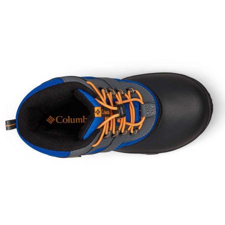 Detská zimná obuv - Columbia YOUTH ROPE TOW  III - 4