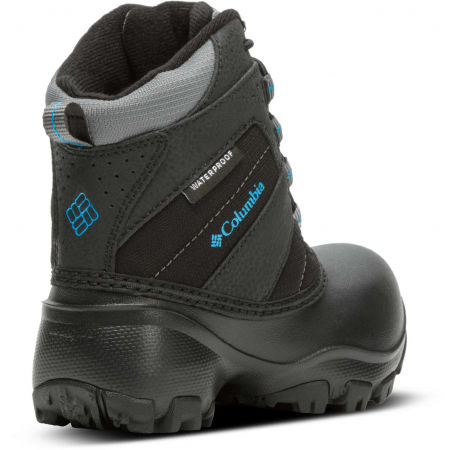 Dětská zimní obuv - Columbia CHILDRENS ROPE TOW  III - 8