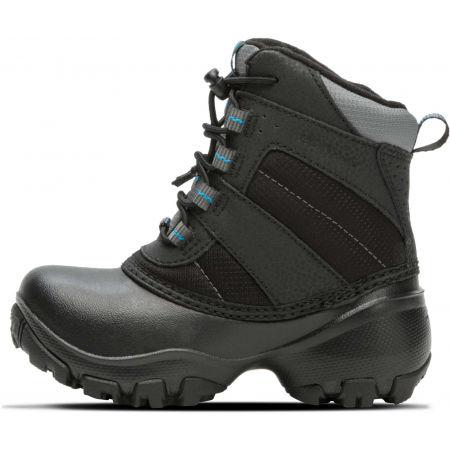 Dětská zimní obuv - Columbia CHILDRENS ROPE TOW  III - 2