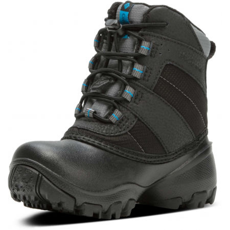 Dětská zimní obuv - Columbia CHILDRENS ROPE TOW  III - 7