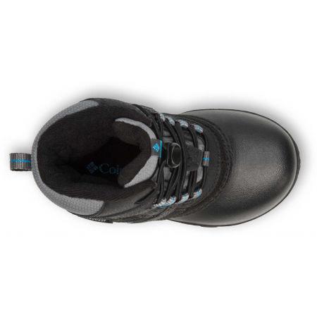 Dětská zimní obuv - Columbia CHILDRENS ROPE TOW  III - 3