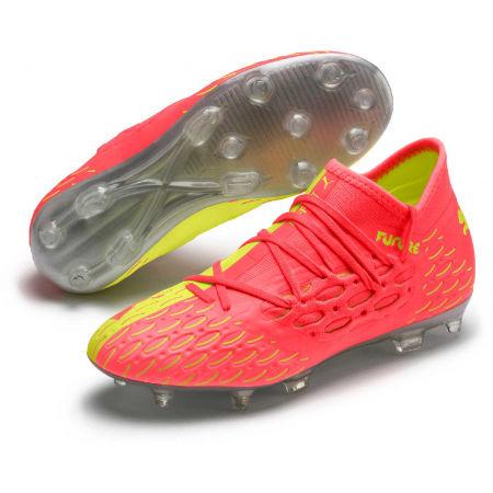Puma FUTURE 5.3 NETFIT OSG - Obuwie piłkarskie dziecięce