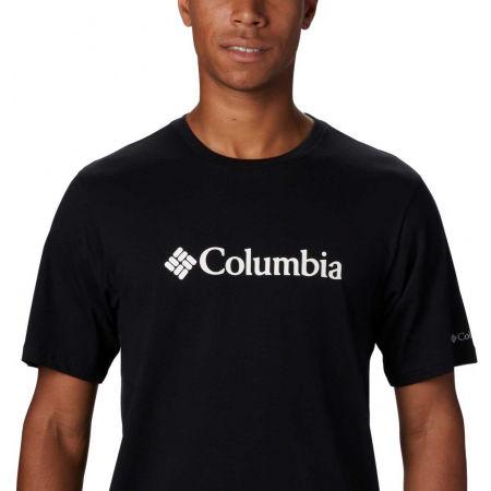 Herrenshirt - Columbia CSC BASIC LOGO SHORT SLEEVE - 5