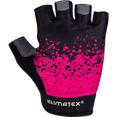 Dámske cyklistické rukavice - Klimatex MAE - 1