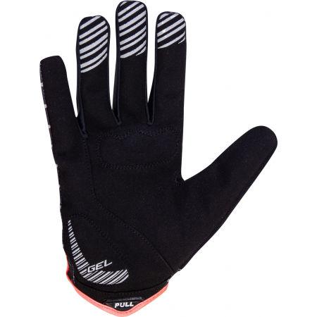 Dámske cyklistické prstové rukavice - Klimatex NINE - 2