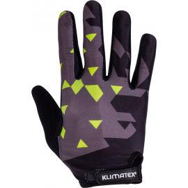 Klimatex PIRIN - Mănuși cu degete, de bărbați, pentru ciclism