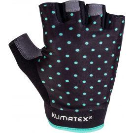 Klimatex TRIXI - Dámske cyklistické rukavice