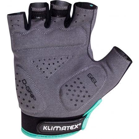 Dámske cyklistické rukavice - Klimatex TRIXI - 2