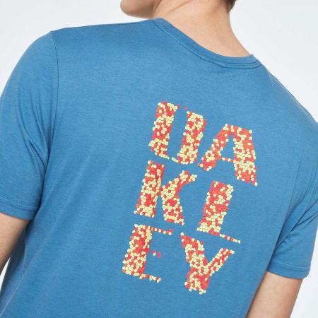 Men's T-shirt - Oakley POP ELLIPSE SS TEE - 7