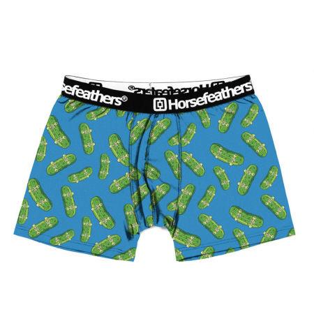 Horsefeathers SINDEY BOXER SHORTS (PICKLES) - Pánské boxerky
